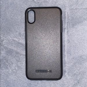 Black Otterbox for Iphone XS Max✨